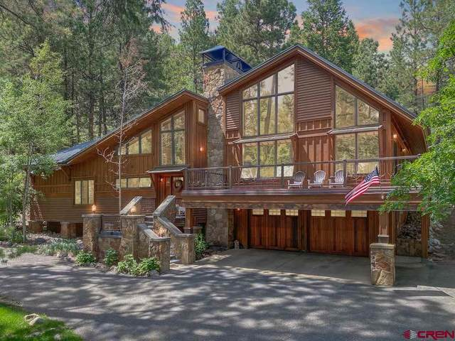 75 Rockwood Drive, Durango, CO 81301 (MLS #770170) :: Durango Mountain Realty