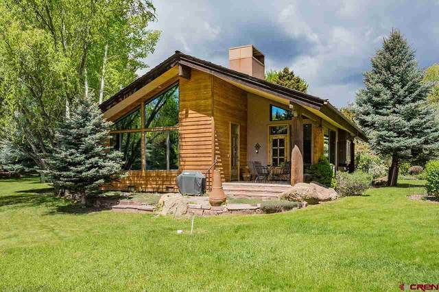 36 Fawn Lake Road, Durango, CO 81301 (MLS #770173) :: The Dawn Howe Group | Keller Williams Colorado West Realty