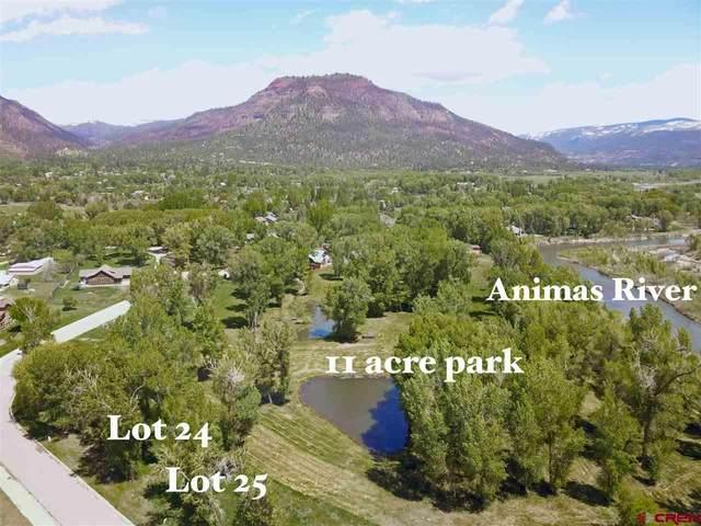 695 Hermosa Meadows Road, Durango, CO 81301 (MLS #770189) :: Durango Mountain Realty