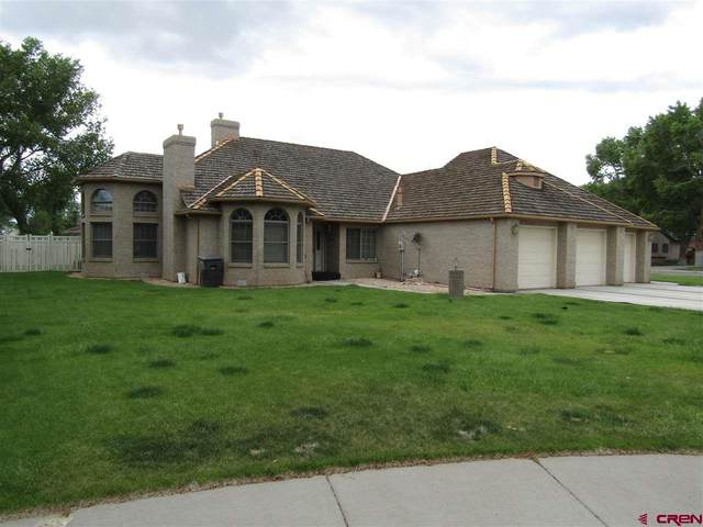 225 Driftwood Place, Alamosa, CO 81101 (MLS #770231) :: The Dawn Howe Group | Keller Williams Colorado West Realty