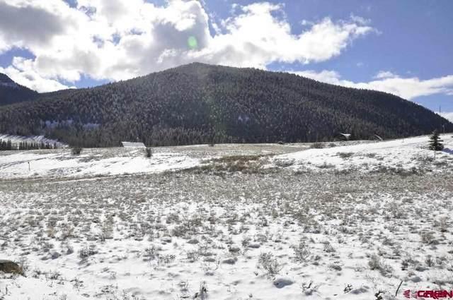 428 Hinshaw Drive, Creede, CO 81130 (MLS #770291) :: The Dawn Howe Group | Keller Williams Colorado West Realty