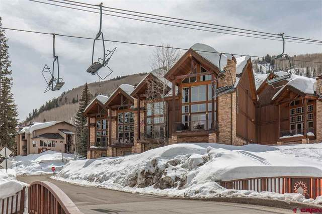 500 Sheol Street #2, Durango, CO 81301 (MLS #770318) :: Durango Mountain Realty