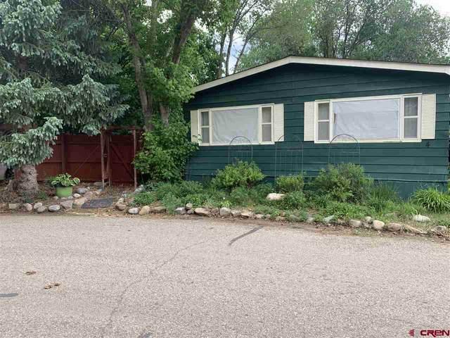 4 Cherokee Strip, Durango, CO 81301 (MLS #770334) :: The Dawn Howe Group | Keller Williams Colorado West Realty