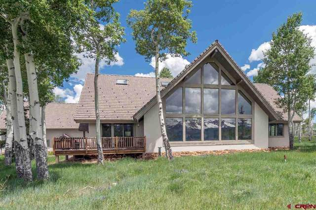 1960 W Anderson Road, Placerville, CO 81430 (MLS #770372) :: The Dawn Howe Group | Keller Williams Colorado West Realty