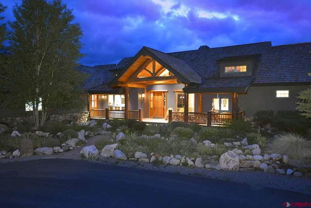 644 Sunset Drive, Crested Butte, CO 81224 (MLS #770436) :: The Dawn Howe Group | Keller Williams Colorado West Realty