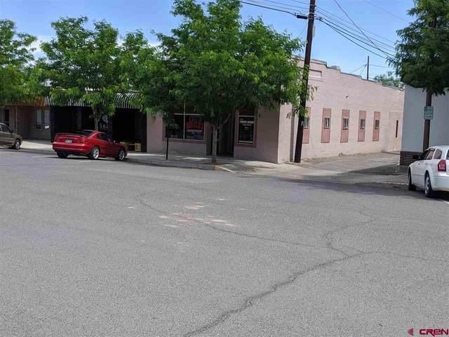 22 N Uncompahgre, Montrose, CO 81401 (MLS #770442) :: The Dawn Howe Group | Keller Williams Colorado West Realty