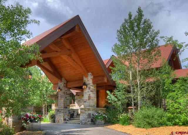 480 Pinnacle View Drive, Durango, CO 81301 (MLS #770471) :: Durango Mountain Realty