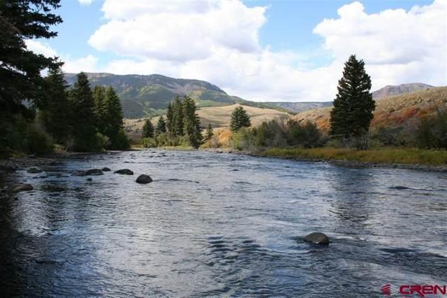 4030 Vista Grande Drive, Creede, CO 81130 (MLS #770496) :: The Dawn Howe Group | Keller Williams Colorado West Realty