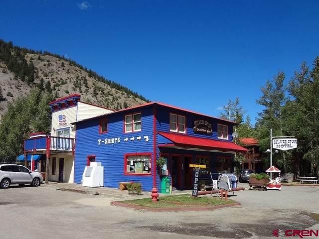 301 N Gunnison Avenue, Lake City, CO 81235 (MLS #770515) :: The Dawn Howe Group   Keller Williams Colorado West Realty