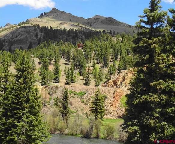 1426 Slumgullion Road, Lake City, CO 81235 (MLS #770517) :: The Howe Group | Keller Williams Colorado West Realty