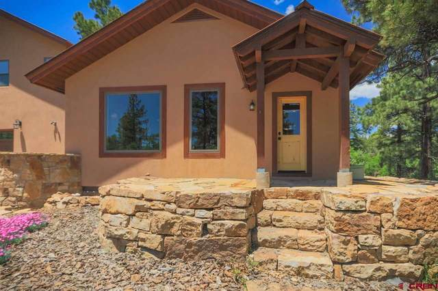 1084 Bristlecone Drive, Pagosa Springs, CO 81147 (MLS #770555) :: The Dawn Howe Group | Keller Williams Colorado West Realty