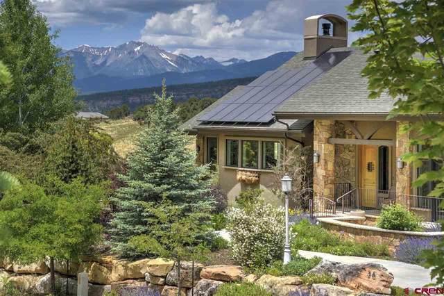 36 La Questa Drive, Durango, CO 81301 (MLS #770568) :: The Dawn Howe Group | Keller Williams Colorado West Realty