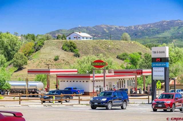 181 N 5th Street, Pagosa Springs, CO 81147 (MLS #770583) :: The Dawn Howe Group | Keller Williams Colorado West Realty