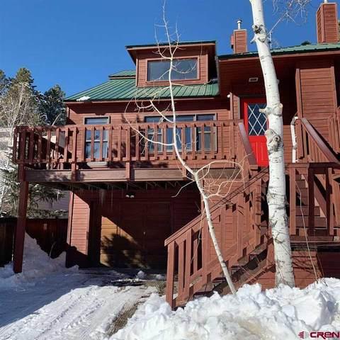 986 Cloud Cap, Pagosa Springs, CO 81147 (MLS #770599) :: The Dawn Howe Group   Keller Williams Colorado West Realty