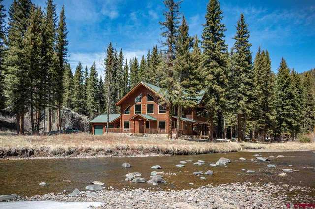165 Tall Pines Trail, Antonito, CO 81120 (MLS #770607) :: The Dawn Howe Group | Keller Williams Colorado West Realty