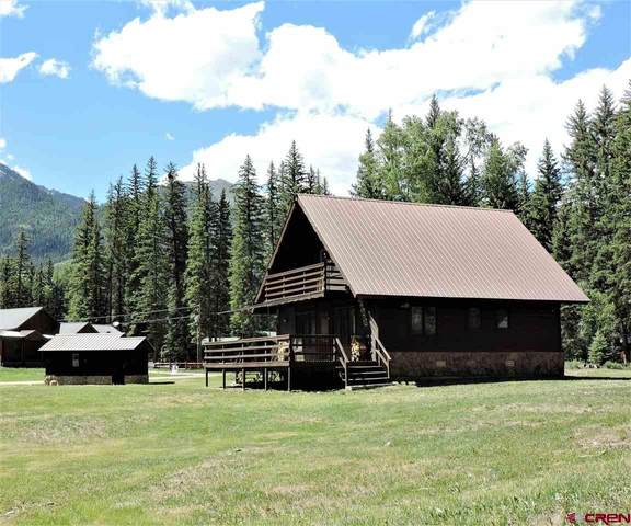 106 Creek Bed Drive, Vallecito Lake/Bayfield, CO 81122 (MLS #770640) :: The Dawn Howe Group | Keller Williams Colorado West Realty