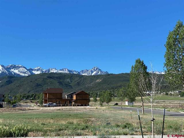 TBD Marion Overlook, Ridgway, CO 81432 (MLS #770666) :: The Dawn Howe Group | Keller Williams Colorado West Realty