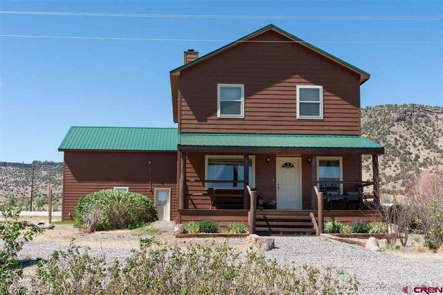 28054 H 17, Antonito, CO 81120 (MLS #770704) :: The Dawn Howe Group | Keller Williams Colorado West Realty