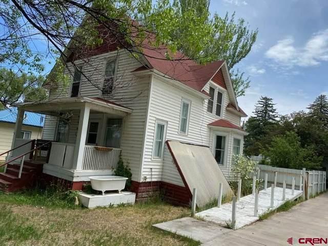 34 Davis Street, Monte Vista, CO 81144 (MLS #770725) :: The Dawn Howe Group | Keller Williams Colorado West Realty