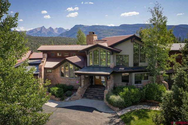 476 Pinnacle View Drive, Durango, CO 81301 (MLS #770733) :: Durango Mountain Realty