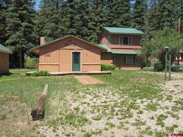 131 Grimes Creek Drive, Bayfield, CO 81122 (MLS #770768) :: The Dawn Howe Group | Keller Williams Colorado West Realty