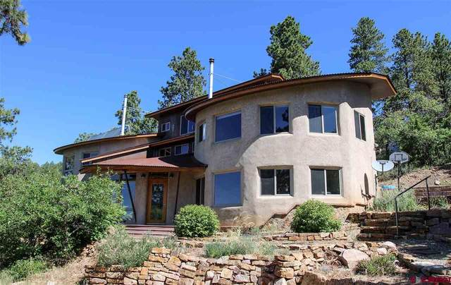 139 Overlook Drive, Durango, CO 81301 (MLS #770769) :: Durango Mountain Realty