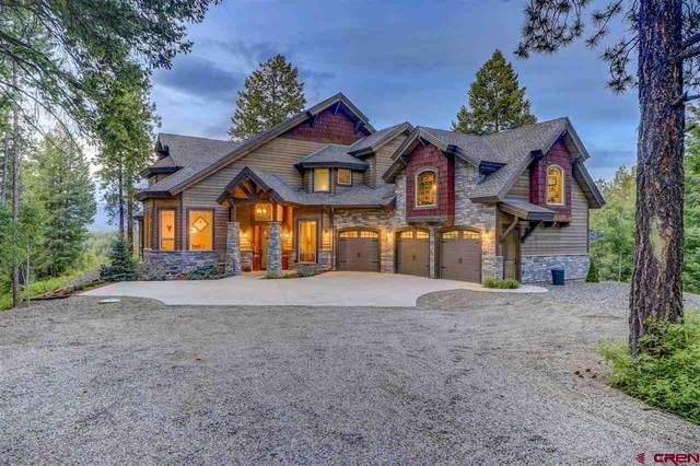 1121 Oren Road, Pagosa Springs, CO 81147 (MLS #770780) :: The Dawn Howe Group   Keller Williams Colorado West Realty