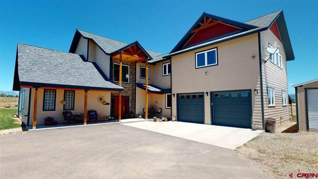 166 Mama Llama Lane, Durango, CO 81303 (MLS #770803) :: Durango Mountain Realty