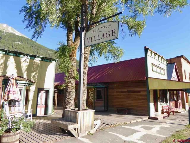 1246 Empire Street, Silverton, CO 81433 (MLS #770842) :: The Dawn Howe Group   Keller Williams Colorado West Realty