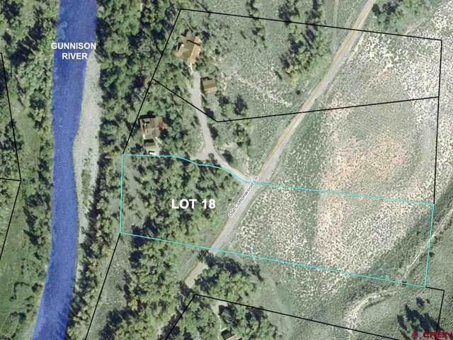 383 Old Cottonwood Lane, Gunnison, CO 81230 (MLS #770946) :: The Dawn Howe Group | Keller Williams Colorado West Realty