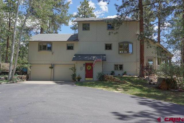 270 Nusbaum Road, Durango, CO 81301 (MLS #770954) :: Durango Mountain Realty