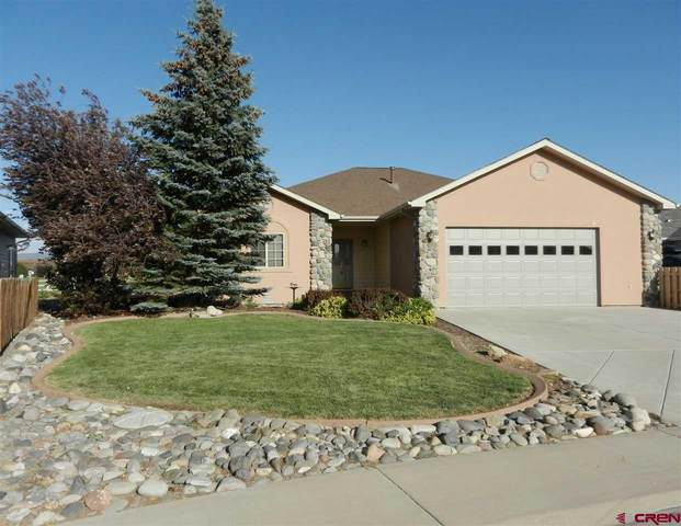 3733 Buffalo Lane, Montrose, CO 81403 (MLS #770982) :: The Dawn Howe Group | Keller Williams Colorado West Realty