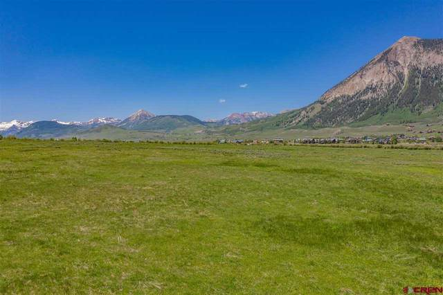 152 Willow Lane, Crested Butte, CO 81224 (MLS #770984) :: The Dawn Howe Group | Keller Williams Colorado West Realty