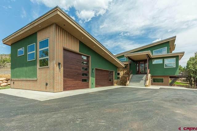 13 Falcon Way, Durango, CO 81301 (MLS #771003) :: Durango Mountain Realty