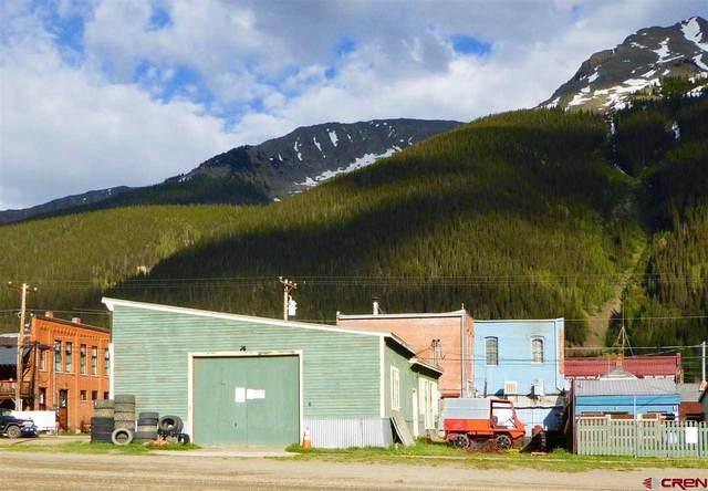 1268 Reese Street, Silverton, CO 81433 (MLS #771069) :: The Dawn Howe Group   Keller Williams Colorado West Realty