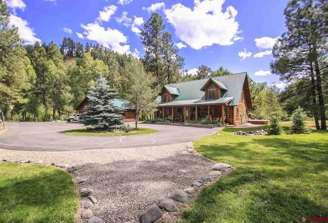 131 Hidden Island Place, Pagosa Springs, CO 81147 (MLS #771078) :: The Dawn Howe Group | Keller Williams Colorado West Realty