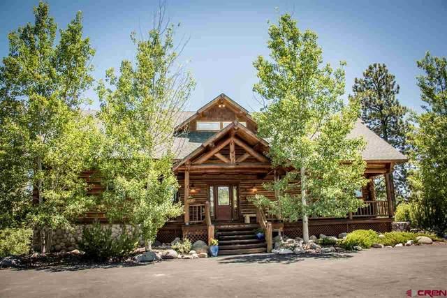66 Rendezvous Ct, Pagosa Springs, CO 81147 (MLS #771161) :: The Dawn Howe Group | Keller Williams Colorado West Realty