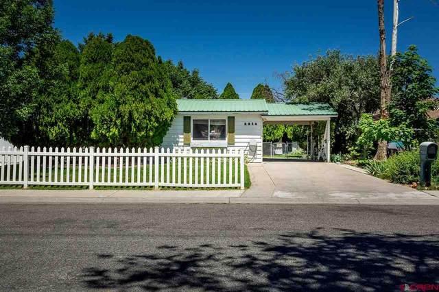 2816 Texas Avenue, Grand Junction, CO 81501 (MLS #771173) :: The Dawn Howe Group | Keller Williams Colorado West Realty
