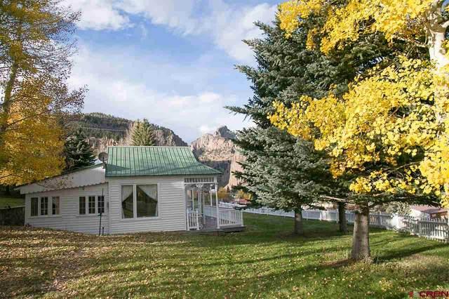 116 S Aspen Avenue, Creede, CO 81130 (MLS #771237) :: The Dawn Howe Group | Keller Williams Colorado West Realty
