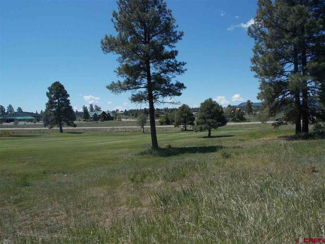 320 E Golf, Pagosa Springs, CO 81147 (MLS #771244) :: The Dawn Howe Group | Keller Williams Colorado West Realty