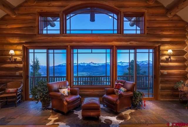 2505 Mcclure Road, Ridgway, CO 81432 (MLS #771295) :: The Dawn Howe Group | Keller Williams Colorado West Realty