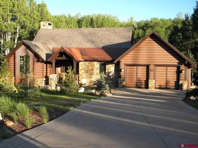 219 Gold Dust Lane, Montrose, CO 81403 (MLS #771328) :: The Dawn Howe Group | Keller Williams Colorado West Realty