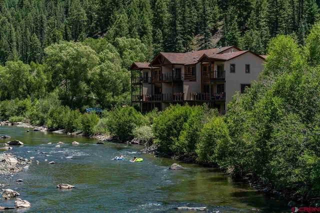 250 San Juan Drive #2, Pagosa Springs, CO 81147 (MLS #771343) :: The Dawn Howe Group | Keller Williams Colorado West Realty