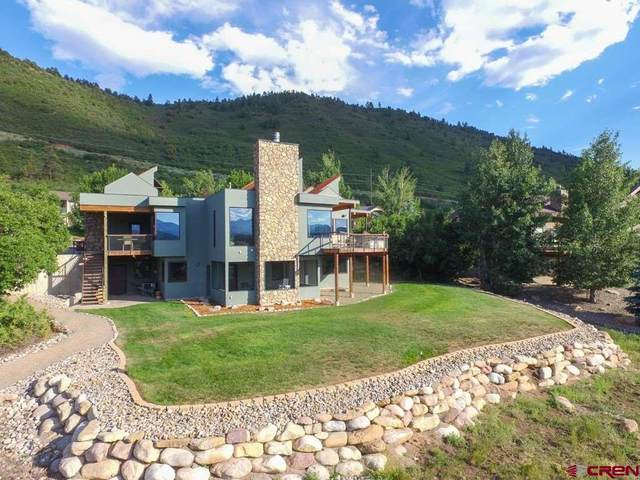 25 Kennebec Drive, Durango, CO 81301 (MLS #771350) :: Durango Mountain Realty