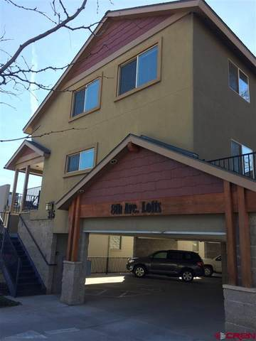 315 E 8th Avenue #206, Durango, CO 81301 (MLS #771400) :: The Dawn Howe Group | Keller Williams Colorado West Realty