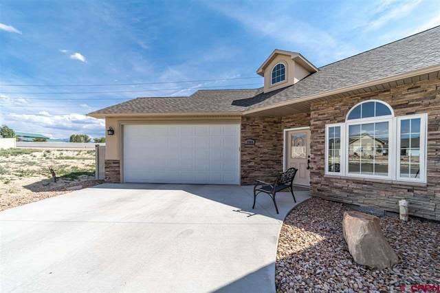 2804 Stoney Creek Lane, Montrose, CO 81401 (MLS #771411) :: The Dawn Howe Group | Keller Williams Colorado West Realty