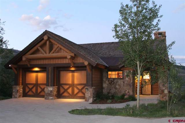 30 Appaloosa Road, Mt. Crested Butte, CO 81225 (MLS #771449) :: The Dawn Howe Group | Keller Williams Colorado West Realty