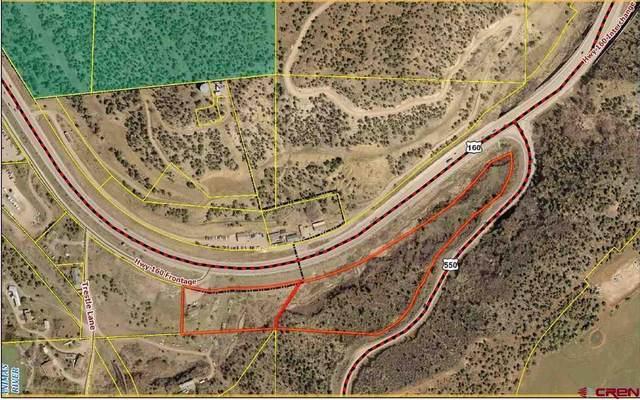 26918 Hwy 160, Durango, CO 81301 (MLS #771525) :: The Dawn Howe Group | Keller Williams Colorado West Realty