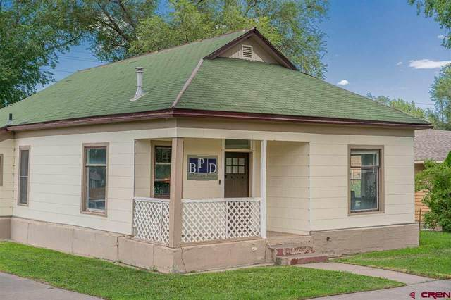 701 S 5th Street, Montrose, CO 81401 (MLS #771527) :: The Dawn Howe Group | Keller Williams Colorado West Realty