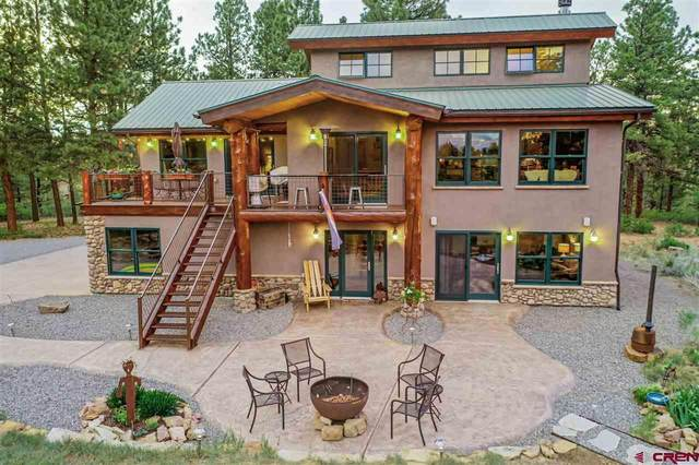 25 Canyon Point Drive, Ridgway, CO 81432 (MLS #771575) :: The Dawn Howe Group | Keller Williams Colorado West Realty